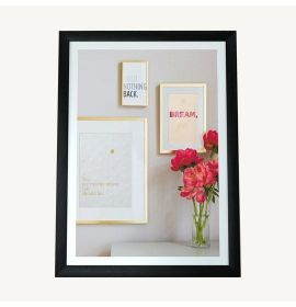 Words of Inspiration Wall Decor Collection