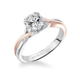 Bella Luce (R) 2.30ctw Rhodium Over