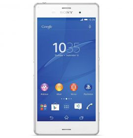 Sony Xperia Z3 16GB BlACK Water Proof D6603 4G LTE Unlocked Smartphone