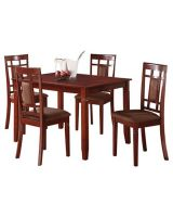 A table with Four Chairs